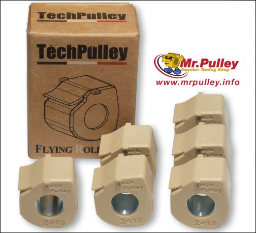 TechPulley Sliding roll FR1613/6-6