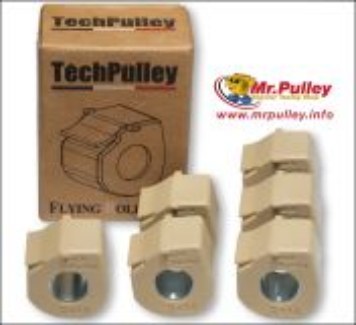 TechPulley Flying roll FR2015/6-12,5
