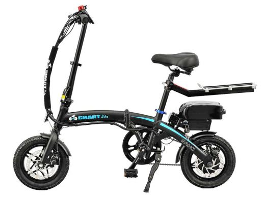 SMARTbike NANO (black-blue)