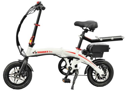 SMARTbike NANO (white-red)