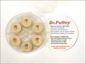 Dr.Pulley round roll RR1917/6-9,5